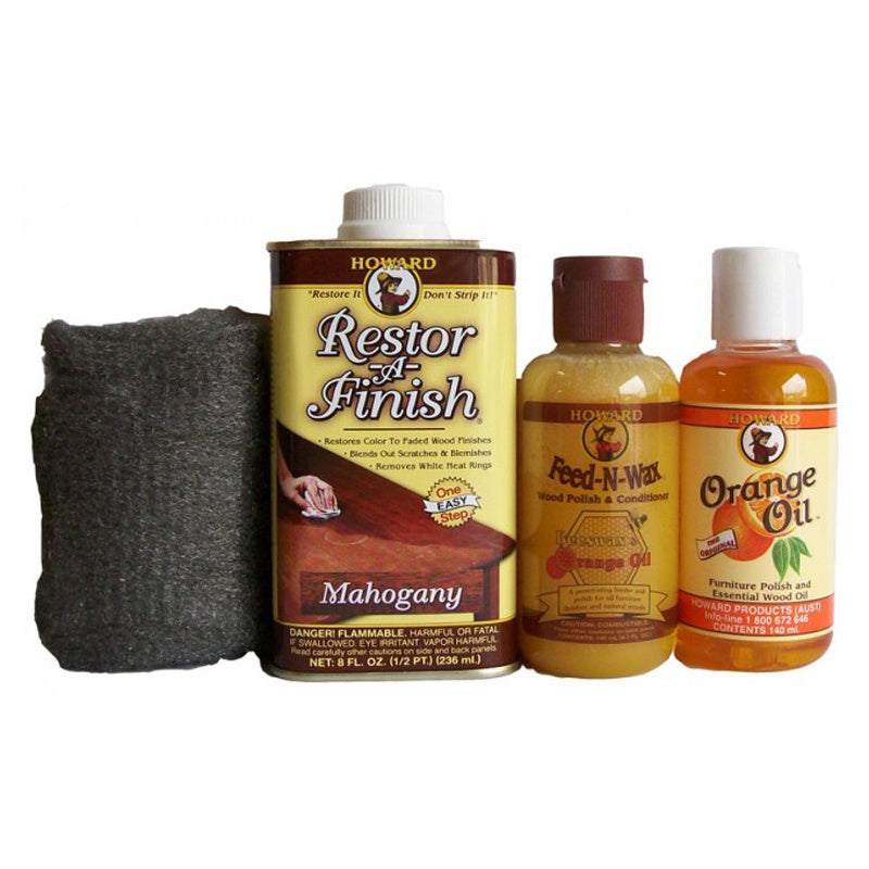 Howard Wood Care Kit
