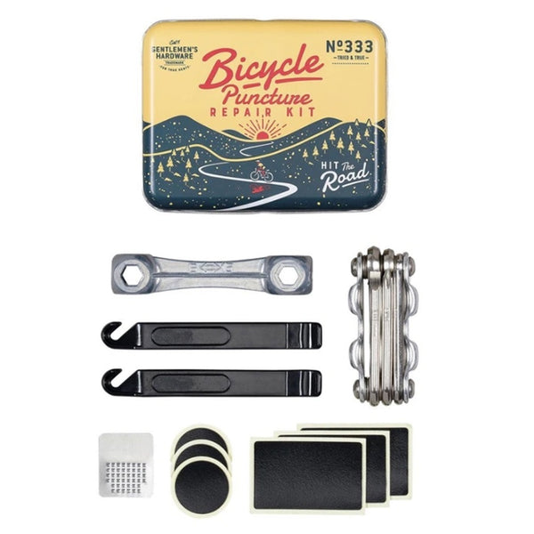 Gentlemen's Hardware Bicycle Puncture Repair Kit
