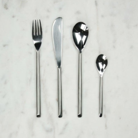 Cutlery Satin Finish