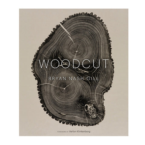 Woodcut The Book by Bryan Nash Gill