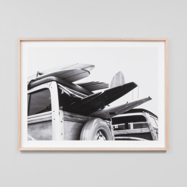 Surf Van Art Print Warranbrooke