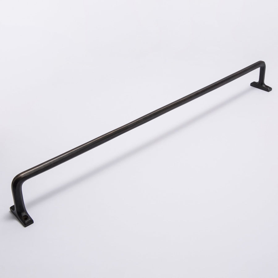 Henley Rail Scorched Black 600mm