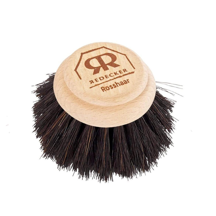 Redecker Dish Brush Replacement Head Black
