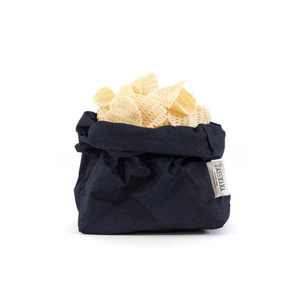 Uashmama Paper Bag Navy