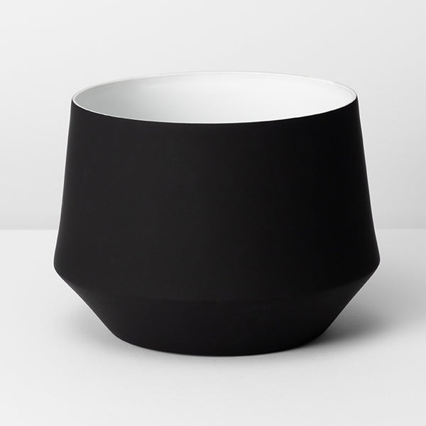 Samso Planter Black Large