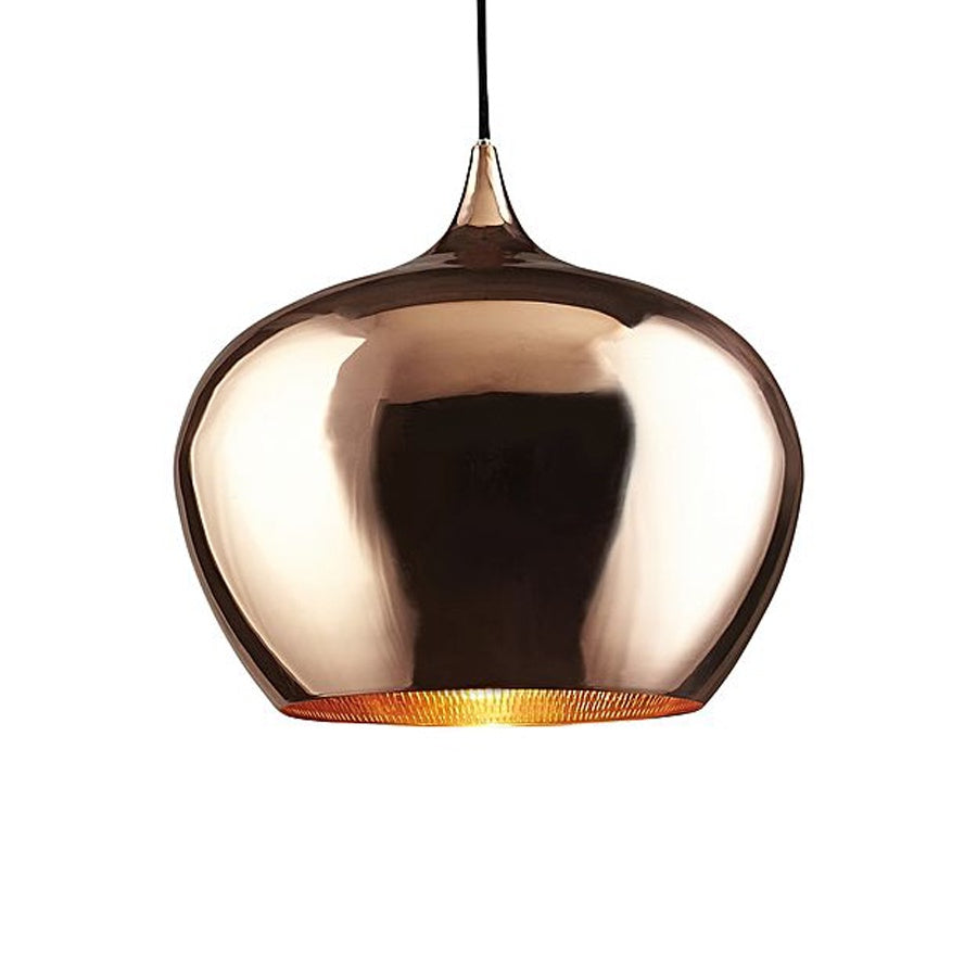 Licqeour Ceiling Lamp Copper 40cm W x 35cm H