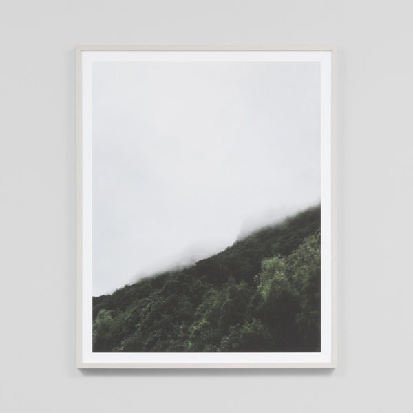 Misty Mountain Art Print 63cm x 78cm