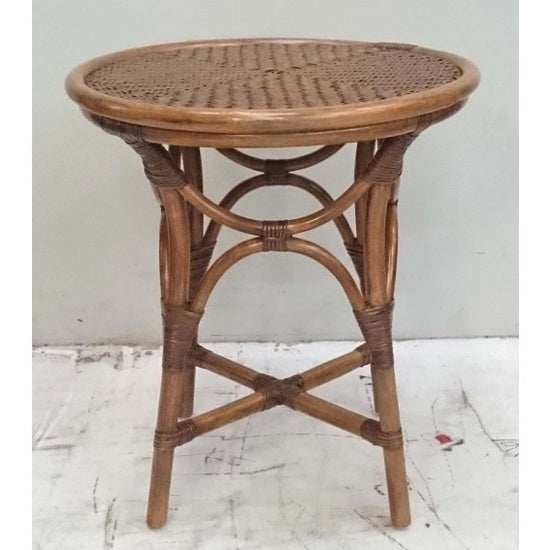 Conner Rattan Side Table