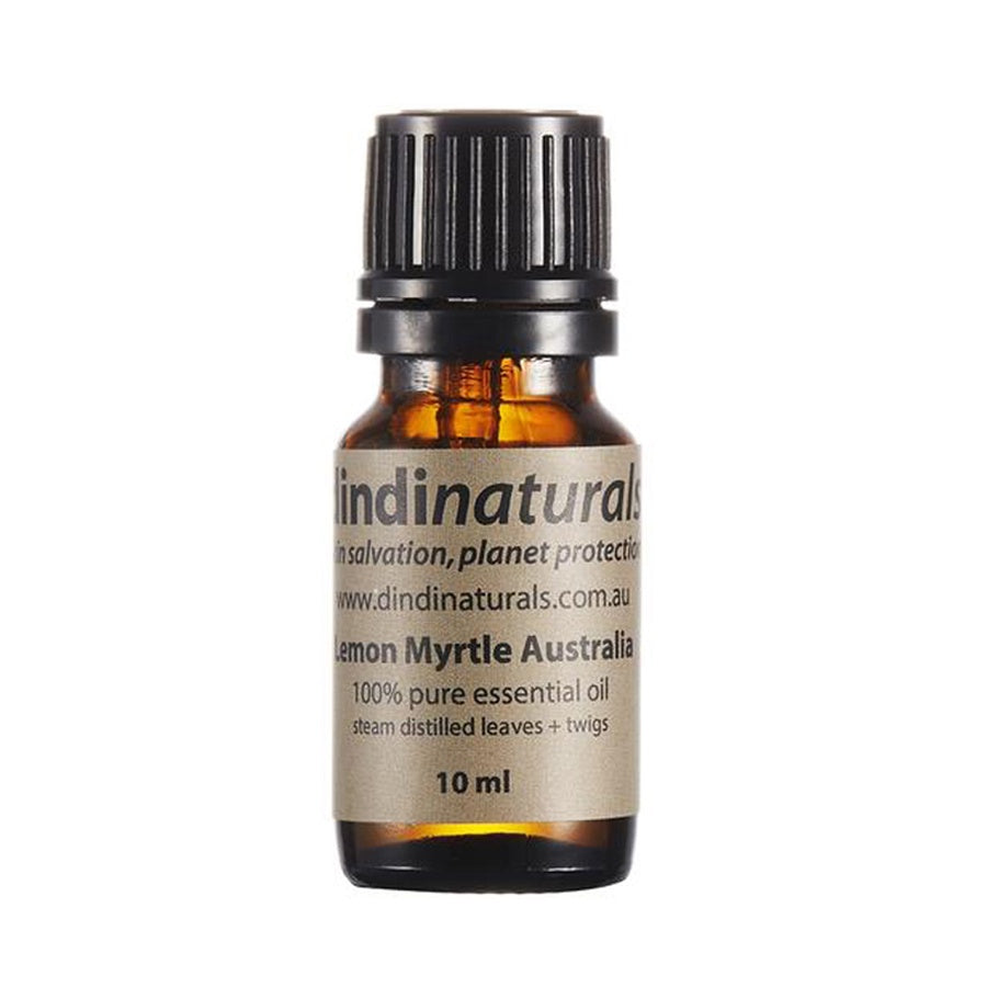 Dindi Naturals Lemon Myrtle Essential Oil 10ml
