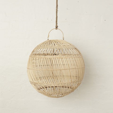 Anwen Ball Light Shade Natural
