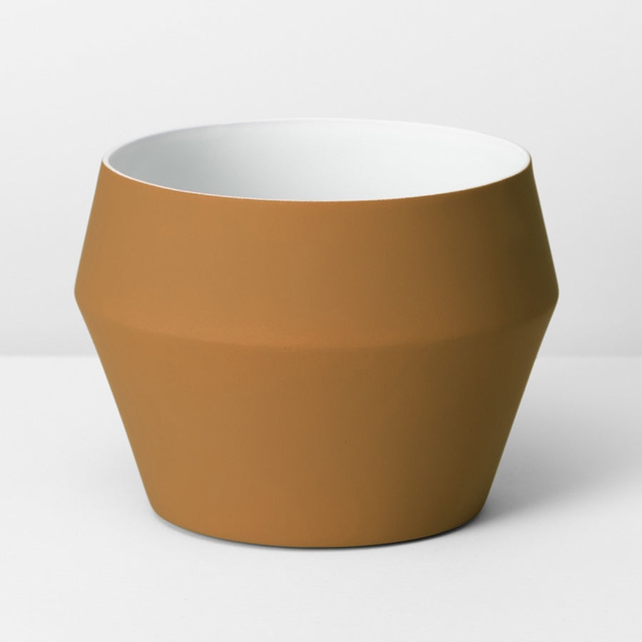 Romo Planter Ochre Medium