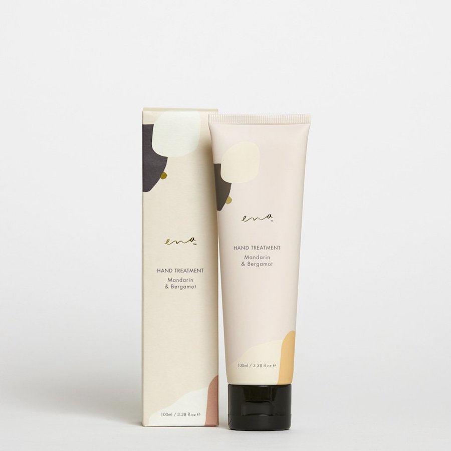 Ena Hand Treatment - Mandarin & Bergamot - 100ml Tube