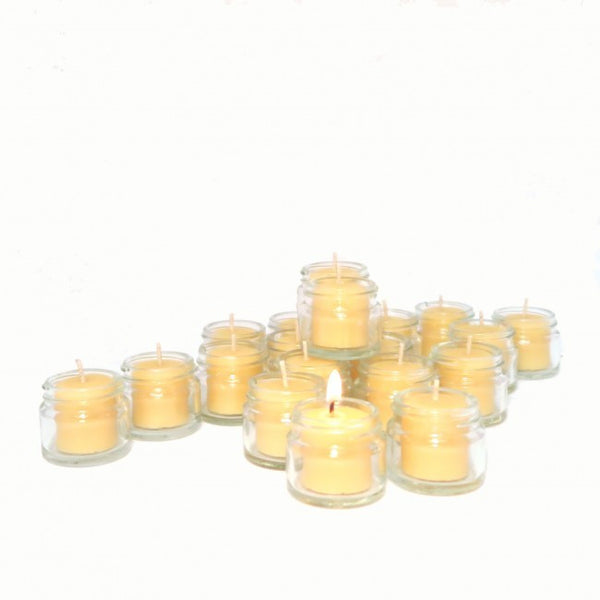 Queen B Single Jam Jar Candle