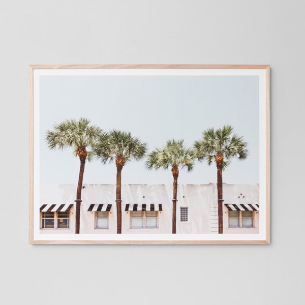 Vacation Art Print by Middle Of Nowhere