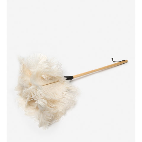 Feather Duster 900mm White