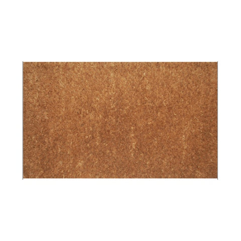 Natural Plain Doormat 55cm x 90cm
