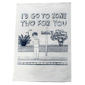 Able & Game Teatowel