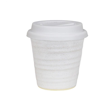 Pottery Reusable Coffee Cup