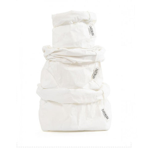 Uashmama Paper Bag White