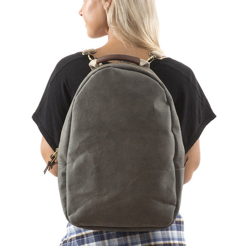 Uashmama Backpack Dark Grey