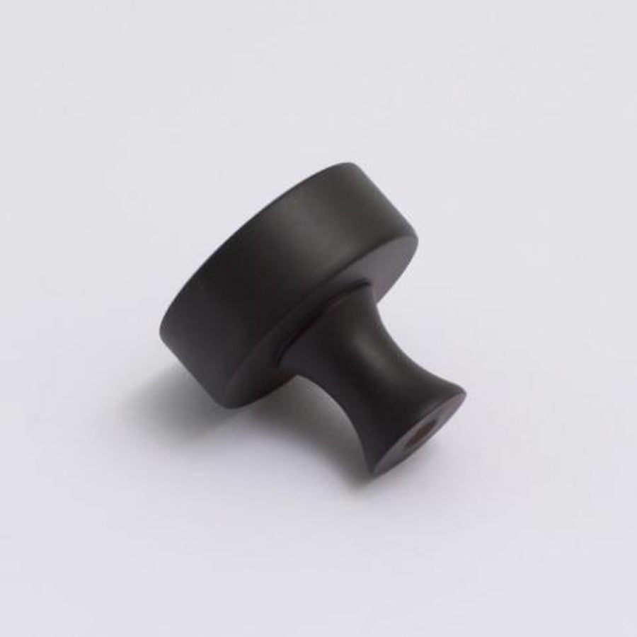 Atticus Knob Carbon Black