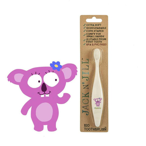 Jack N' Jill Children's Bio Toothbrush