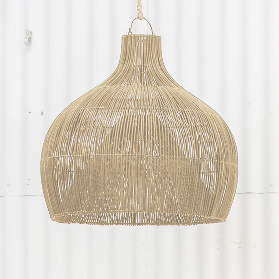 Inartisan Dari Rattan Oversized Light Shade Natural