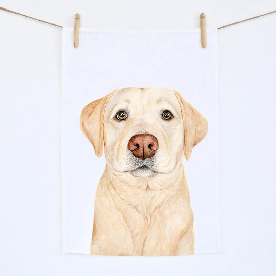 For Me By Dee Tea Towel