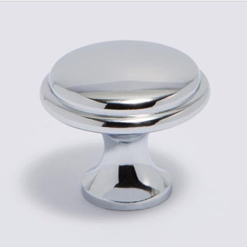 Halifax Knob Polished Chrome