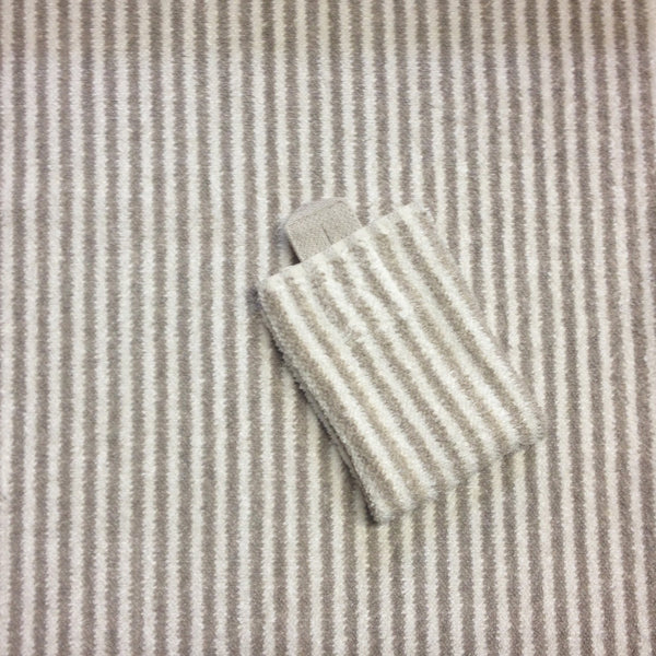 European Linen Towels Natural Stripe