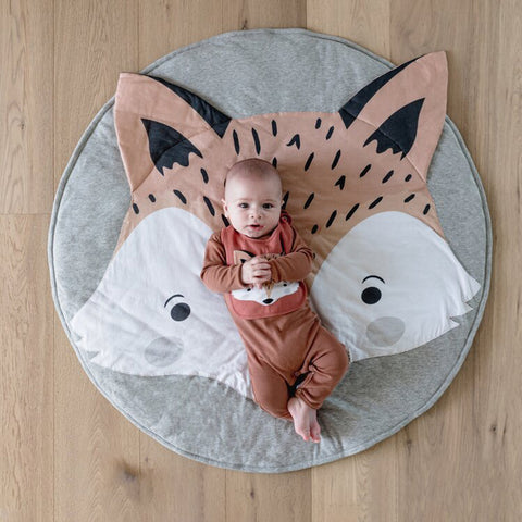 Mister Fly Fox Playmat
