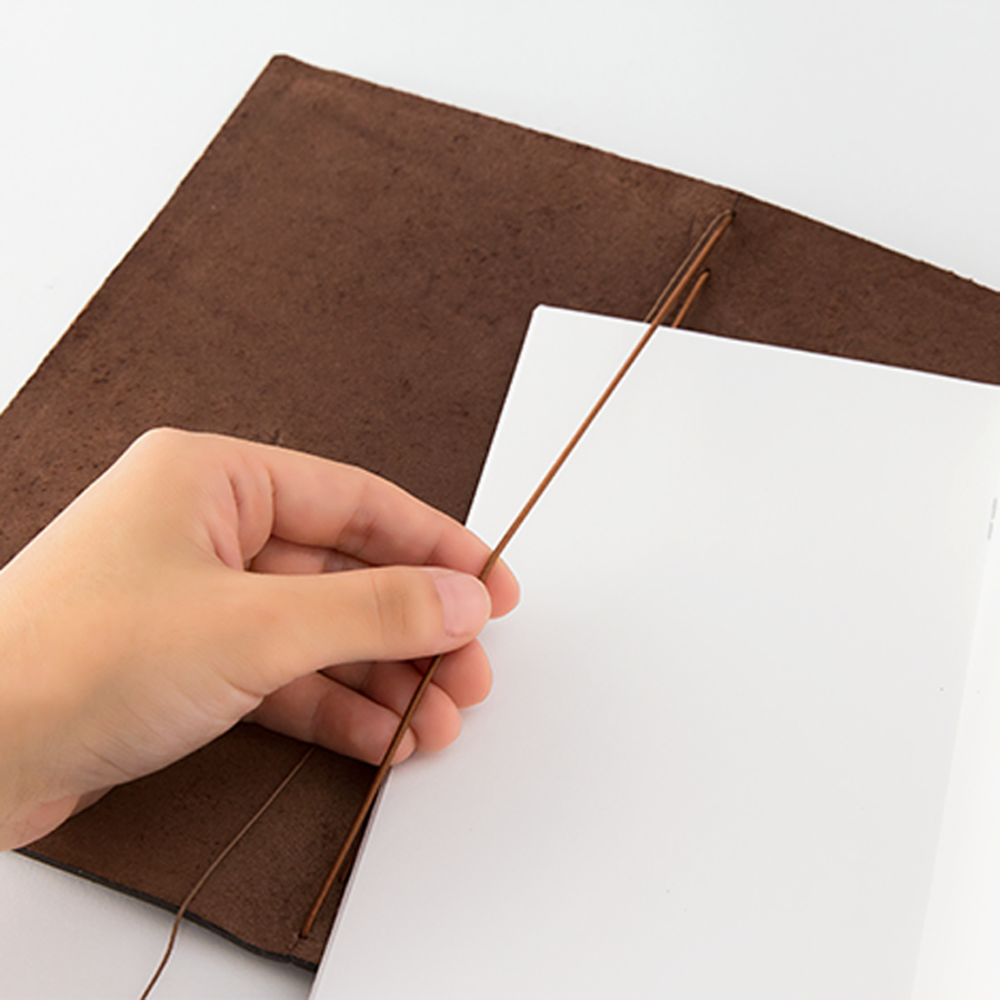 Brown Leather Notebook Melbourne