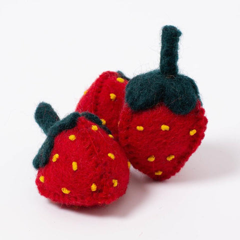 Papoose Toys Felt Fruit Grapes