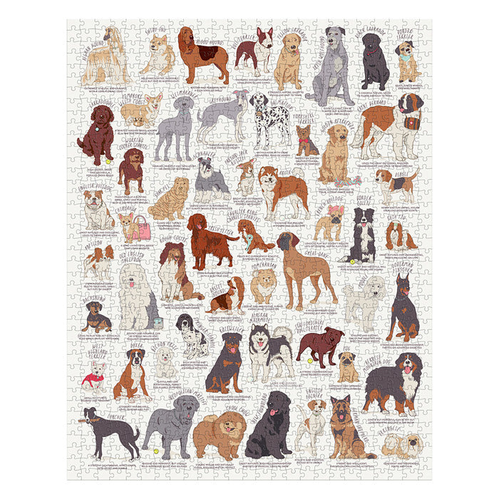 Dog Lovers Puzzle