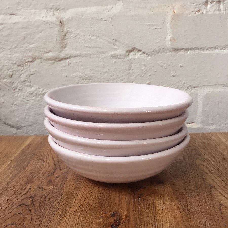 Shelley Panton Table Series Deep Bowl 20cm Rose Quartz