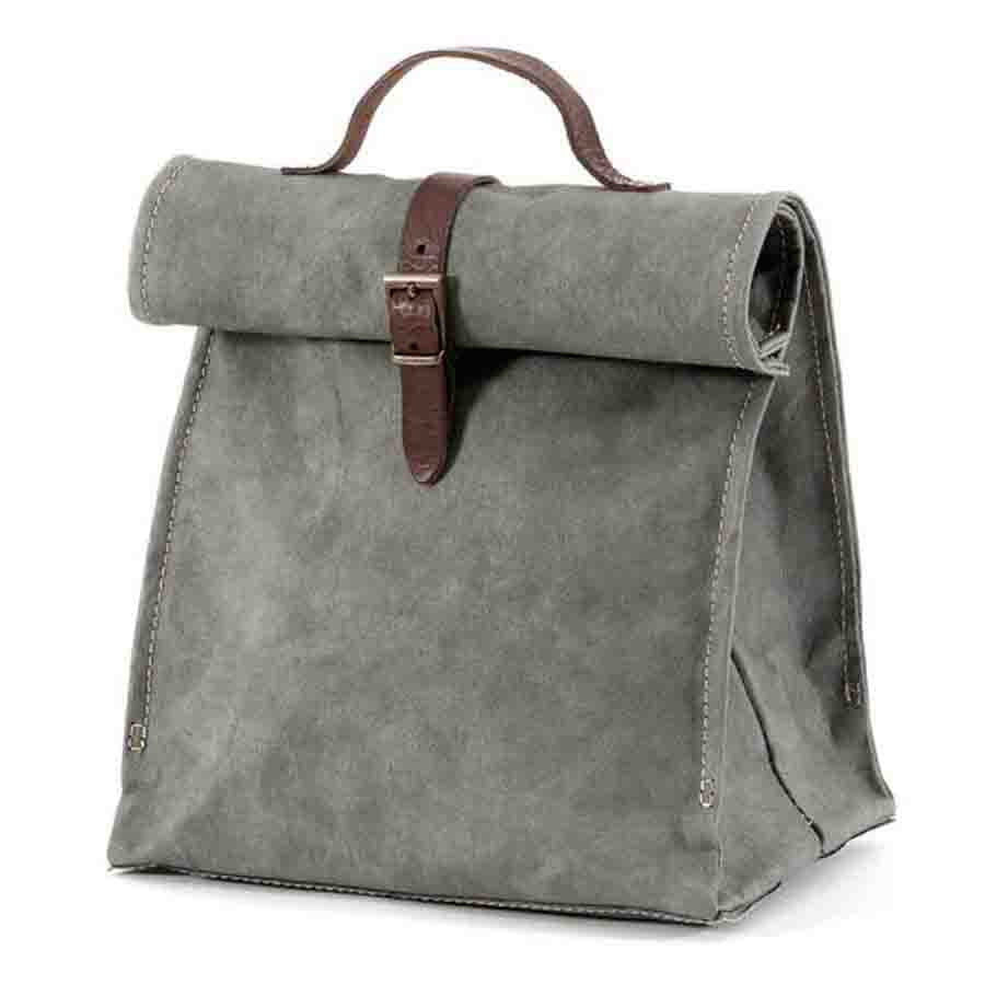 Uashmama Lunch Bag Dark Grey