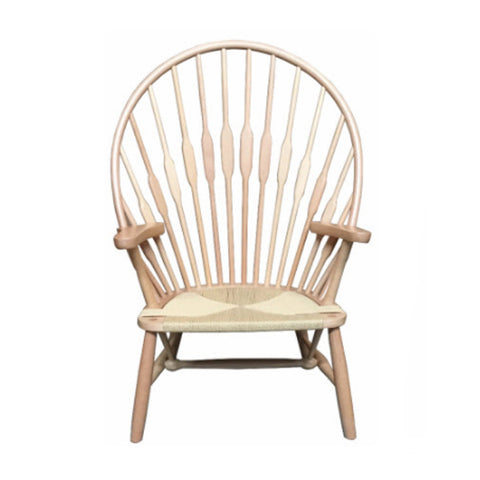 Windsor Chair w Jute Rush Seat