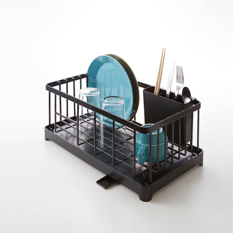 Yamazaki Tower Sink Drainer Wire Basket Black