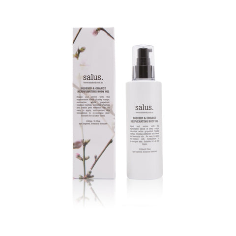 Salus Rosehip & Rejuvenating Orange Body Oil