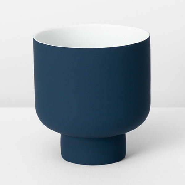 Fergus Planter Navy Small