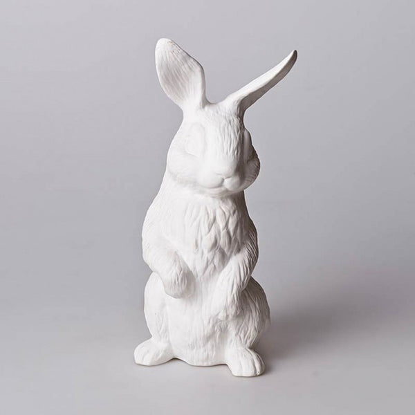 Bone China Lamp - Large Bunny Rabbit
