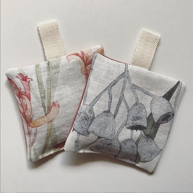 Lavender & Lemon Myrtle Drawer Sachets by Chooktopia