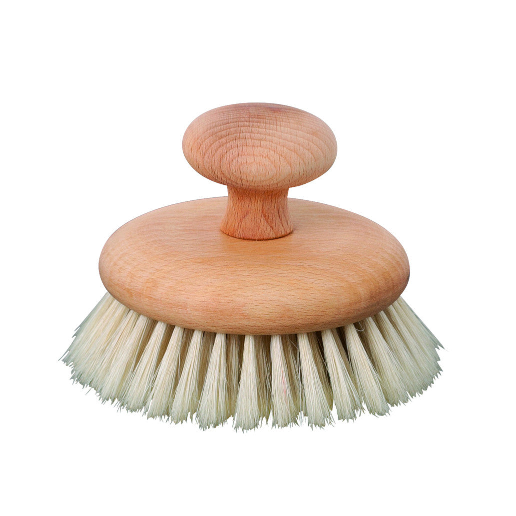 Redecker Round Bath Brush