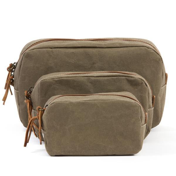 Uashmama Wash Bag Olive