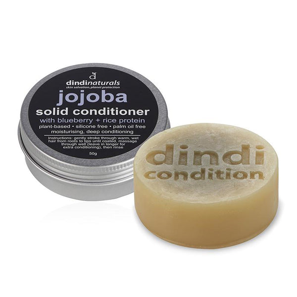 Dindi Naturals Jojoba Solid Conditioner