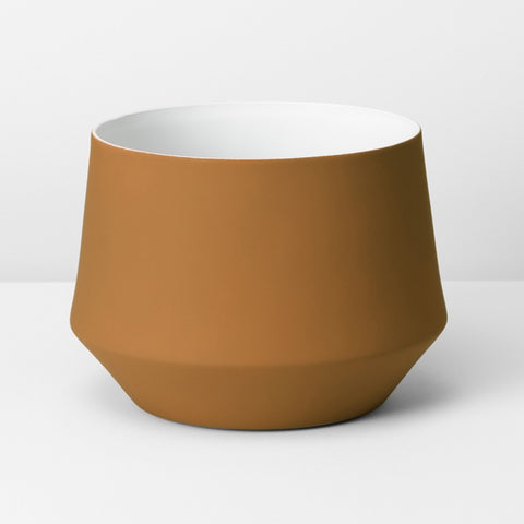 Samso Planter Ochre by Middle of Nowhere