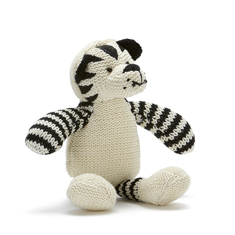 Tommy The Tiger Rattle