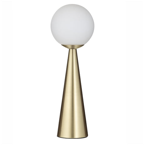 Orion Table Lamp 15cm x 45cm Gold