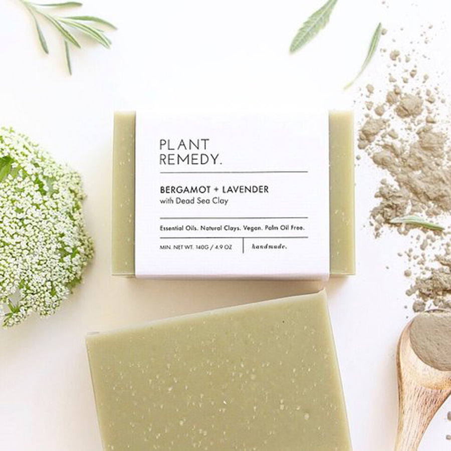 Plant Remedy Bergamot Lavender Soap