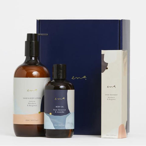 Ena Gift Box - Body Luxe Citrus